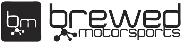 Brewed Motorsports Full Logo