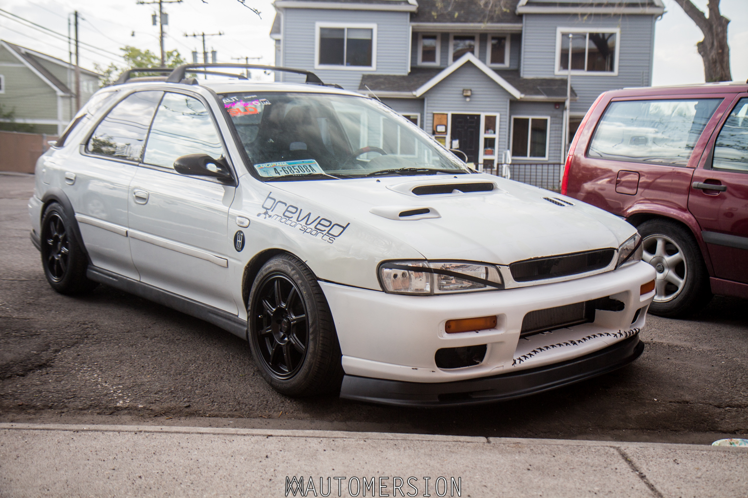 how to fit a honda front lip on a subaru automersion http www automersion com 2015 05 how to fit a honda front lip on a subaru