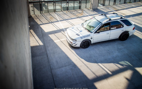 #Projectslidewags New Age – RWD Subaru Impreza Wagon