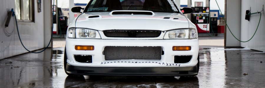 How-To Fit a Honda Front Lip On a Subaru
